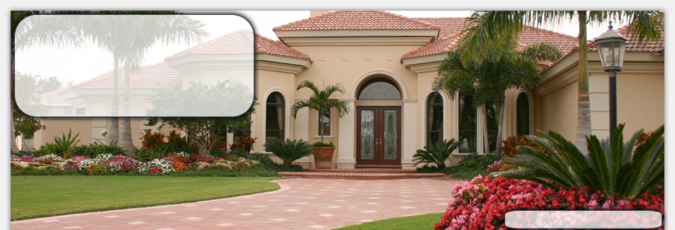 South Florida Landscape Design Southern Florida